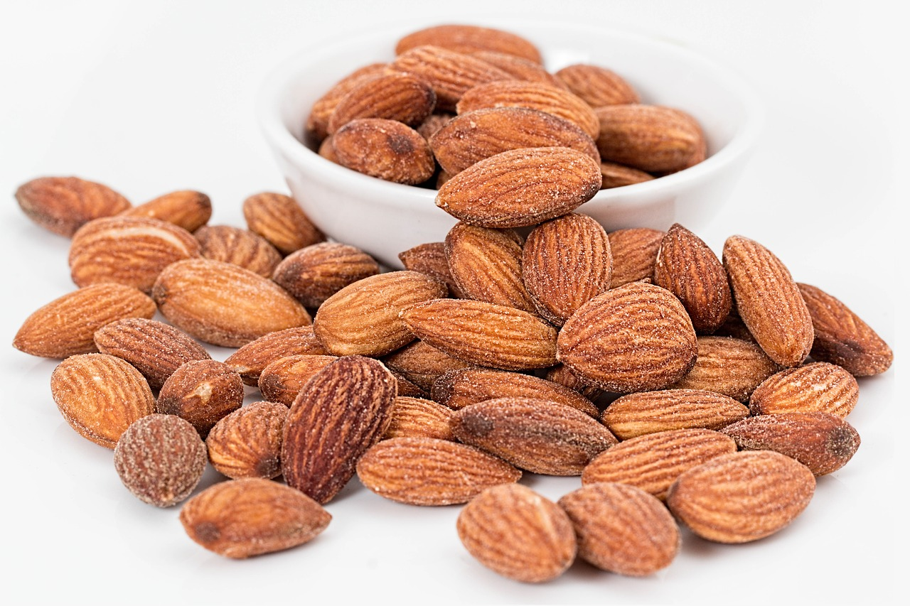 7 Unbelievable Health Benefits of Almonds